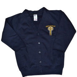Michael Primary School - Embroidered Cardigan