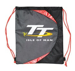 Official Isle of Man (IOM) TT  - Drawstring Bag PERFECT GIFT