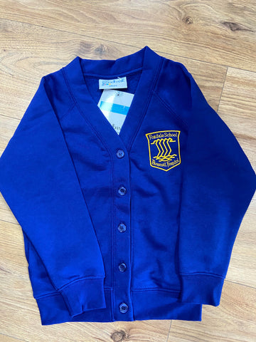 Foxdale Primary School - Embroidered Cardigan