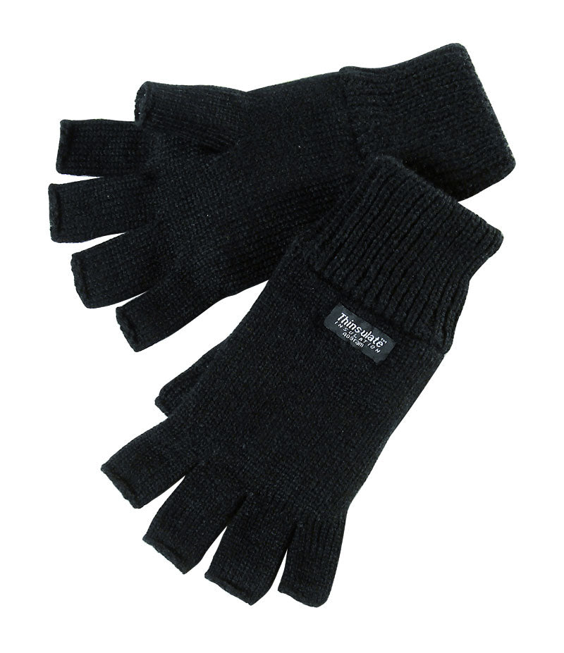 Fort Thinsulate Fingerless Gloves 603
