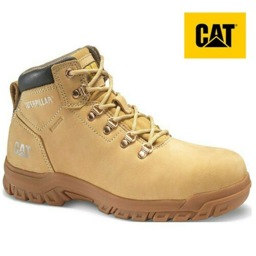 CAT 'Mae' Ladies Safety Work Boots 012