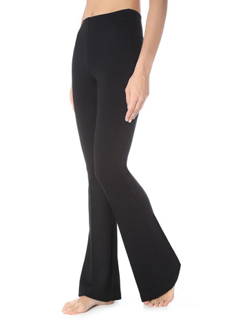 Womens Trouser Ribbed Bootcut