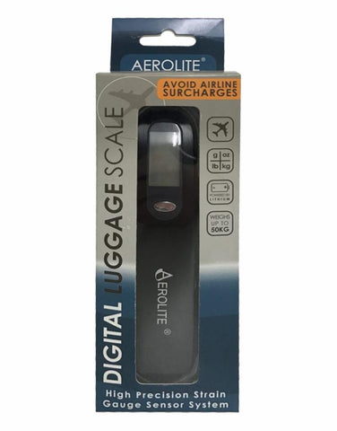 Digital Luggage Scale LS022R