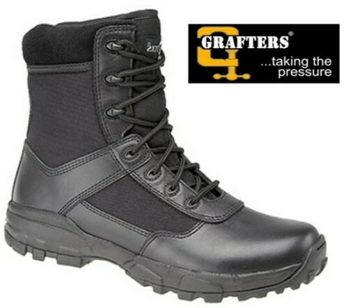 Grafters 'Stealth' Safety Boots 152