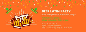 Beer Latin Party @ Brew