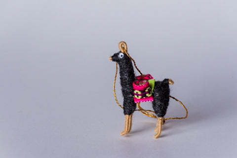 Pacas Christmas Ornament (Proceeds go to Hope for Christmas)