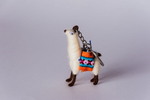 Pacas Keychain (Proceeds go to Hope for Christmas)