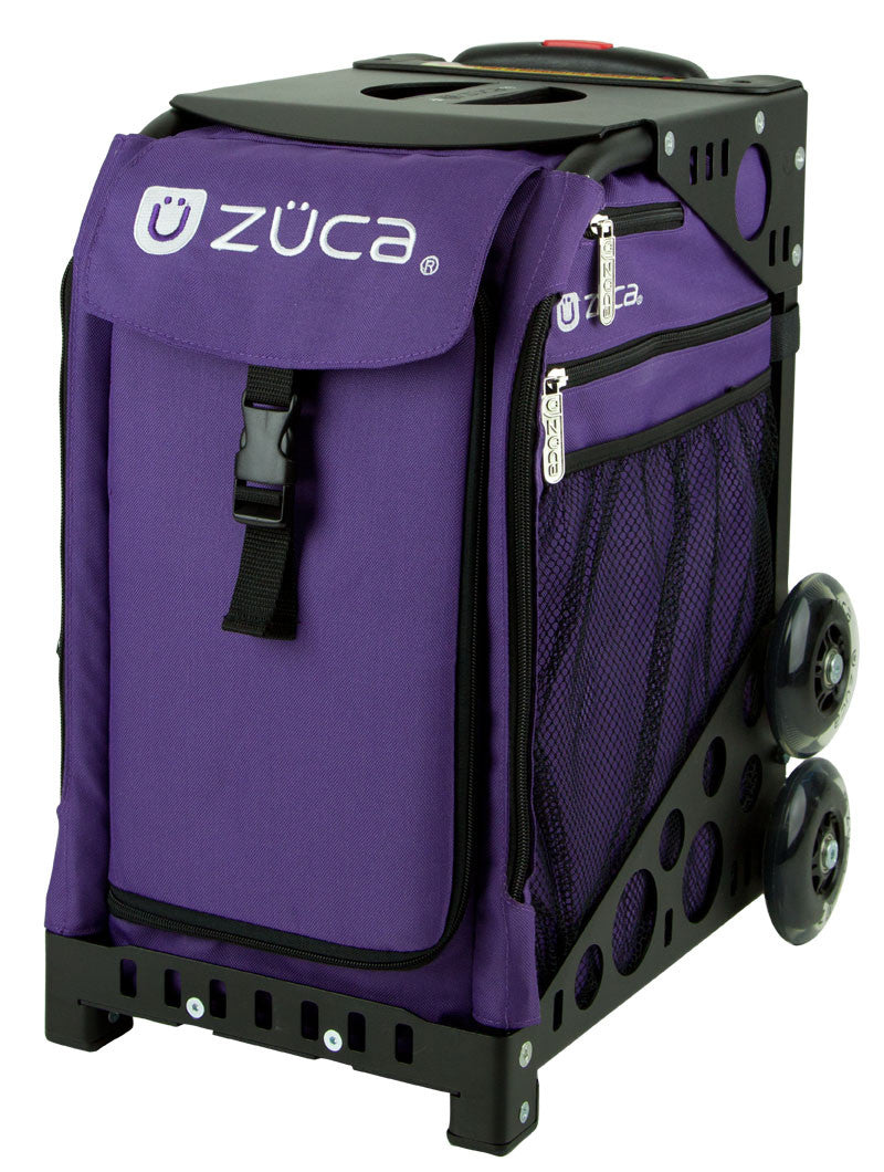 Zuca Rebel (Purple) Insert only or Complete Setup