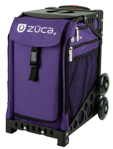 Zuca Rebel Purple Insert only or Complete Setup