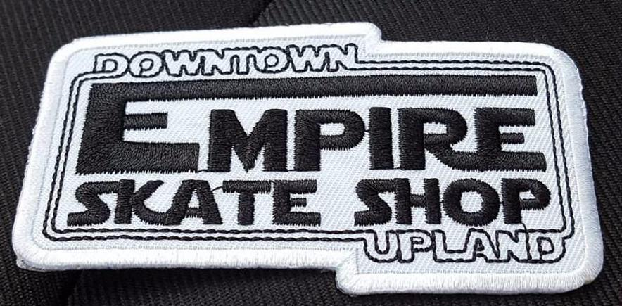 Empire Skate Shop Patch