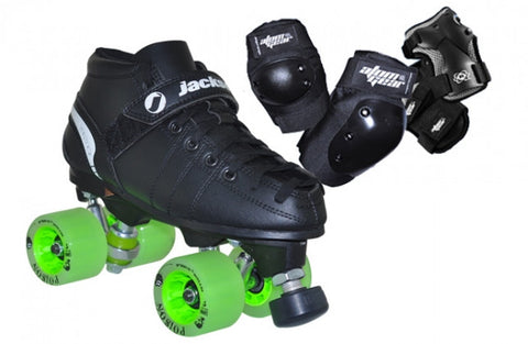 Jackson VIP Freshmeat skate and gear package