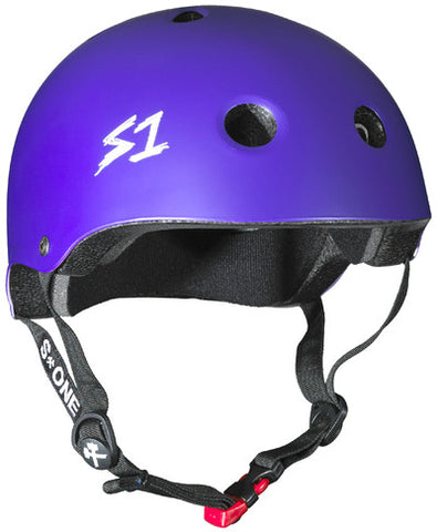 S1 Mini Lifer Helmet - Purple Matte