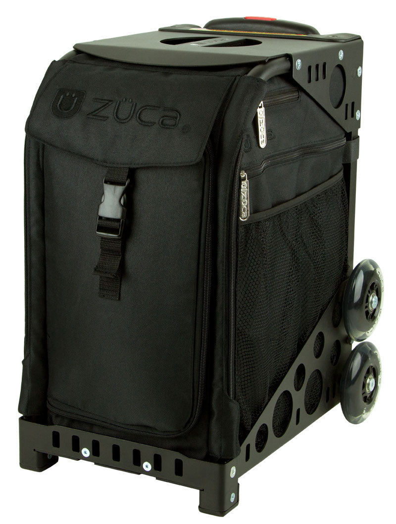 Zuca Stealth Black Insert Only or Complete Setup