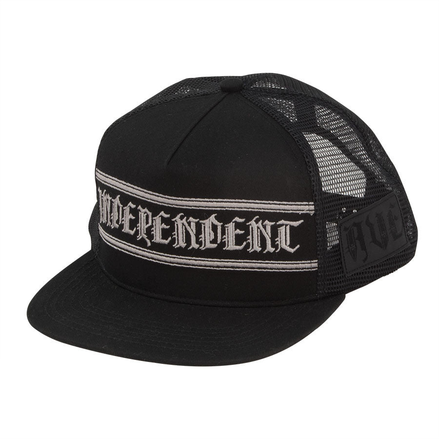 Independent Ave Cross Trucker Mesh Hat