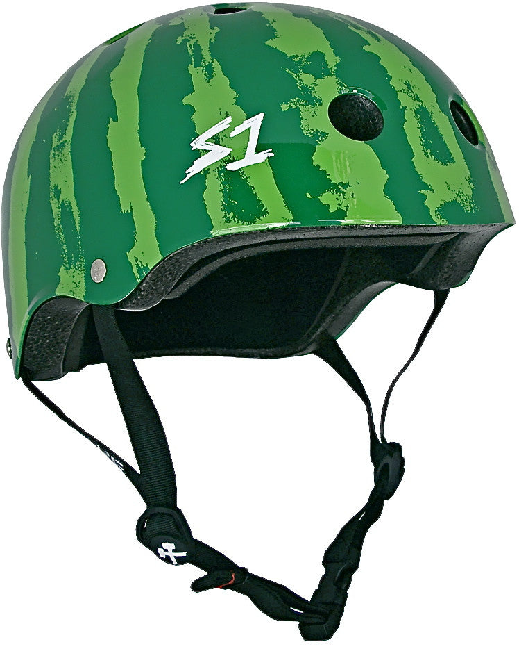 S1 Lifer Helmet - Skate House Media - Watermelon