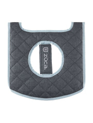 Zuca Seat Cushion Heather Slate