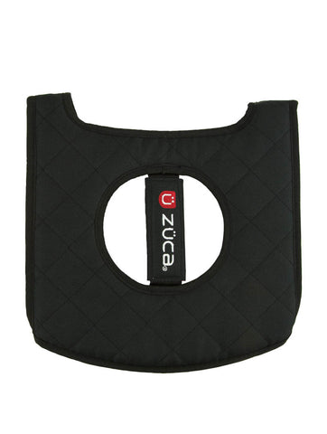 Zuca Seat Cushion Black/Red