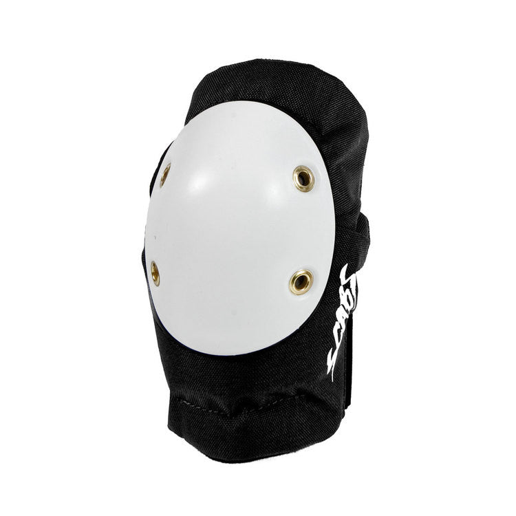 Smith Scabs - Elite Elbow Pad - Black/White