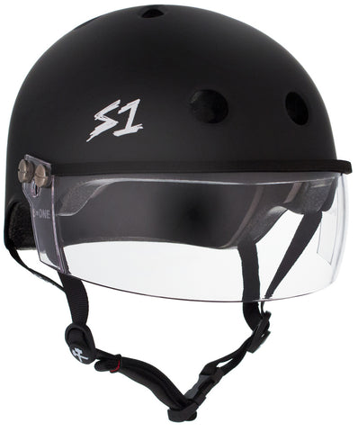 S1 Lifer Visor 2nd generation (Black Matte)