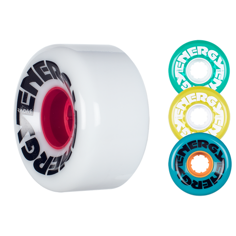 Radar Energy 62mm Wheels (4 or 8 Pack) *Pre-order*