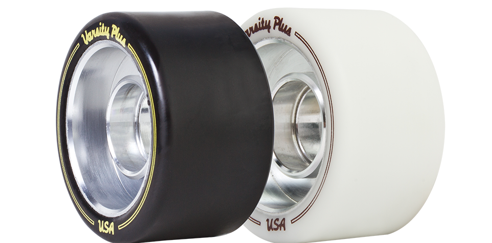 Radar Varsity Plus 57mm or 62mm Wheels (4-Pack or 8-Pack)
