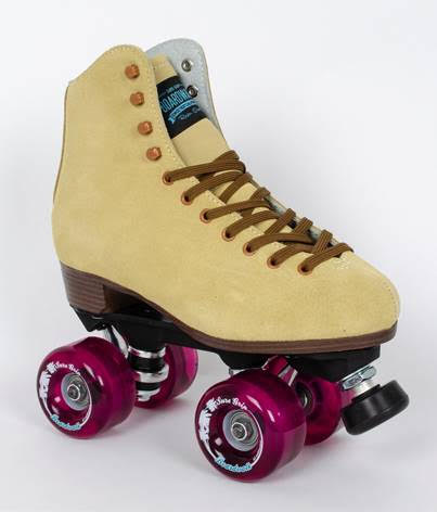 Boardwalk Outdoor Skates - Tan -