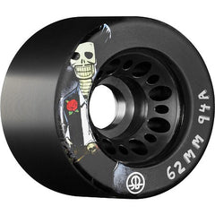 Rollerbones Day of the Dead 62mm Speed Wheels (4 Pack)