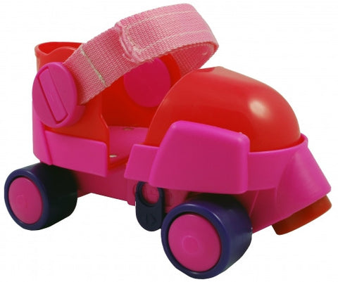 Zippy Skates (Pink & Red)