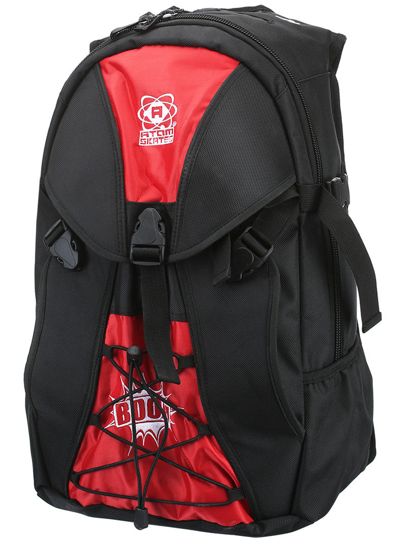 Atom Backpack (Red)