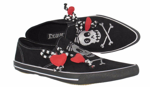 Draven Lil Girl Skully Flat ***Closeout***