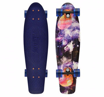 Penny Board Space 27""