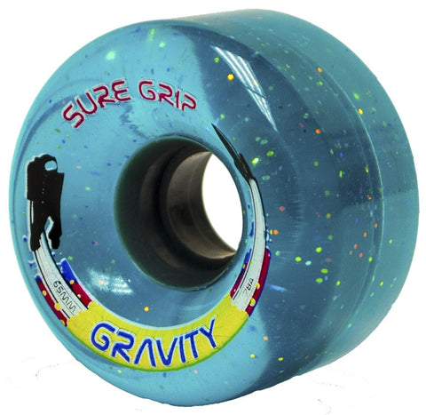 Sure Grip Gravity Glitter Outdoor Wheels (8 Pack)