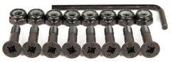 "Independent 1"" Combi Bolts (Black or Silver)"