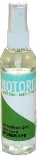 Notorious Gear Deodorant 4 oz