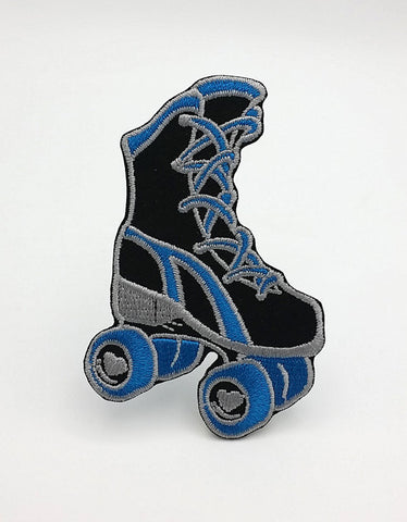 Blue Skate Patch