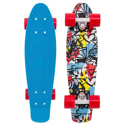 "Penny Board 22"" Comic Fusion"
