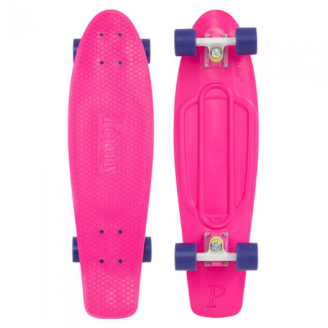 Penny Board Pink/Purple 27""