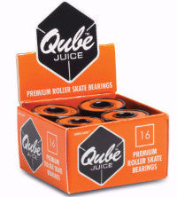 Qube Juice Bearings (16 pack)