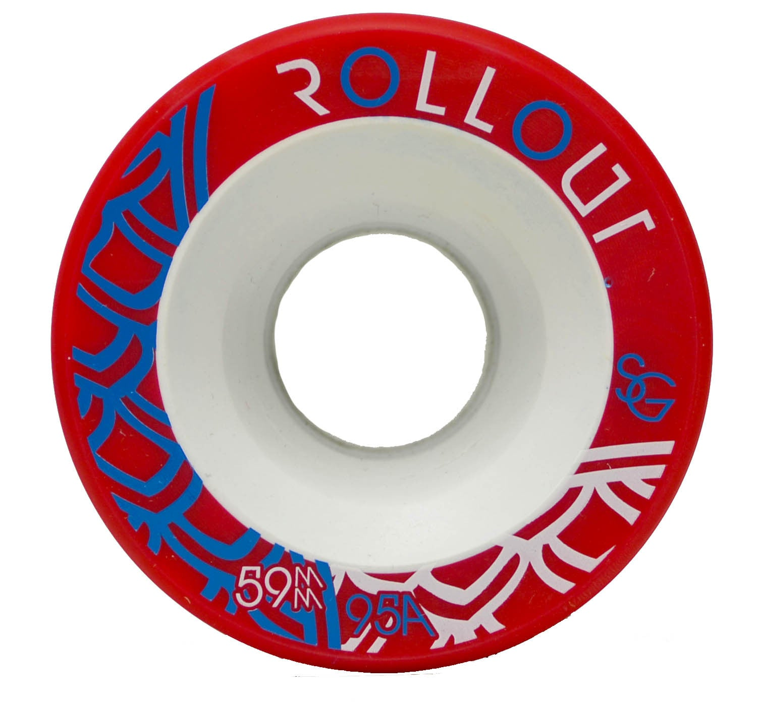 Sure Grip Rollout 59mm (4 pack)