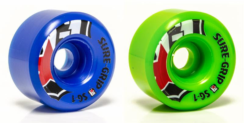 Sure Grip SG-1 Skate Park Wheels (8 pack)