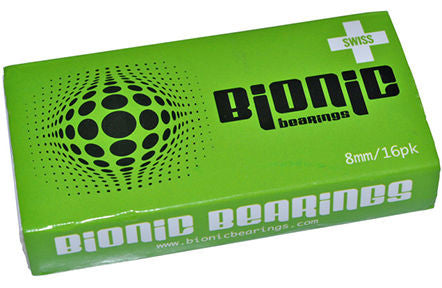 Bionic Swiss Bearings