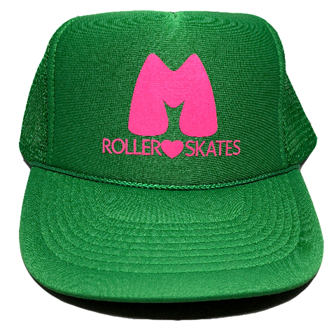Moxi Green Trucker Hat