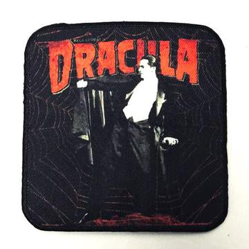 Rock Rebel Dracula Web Bela Lugosi Patch