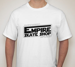 Empire T-shirts (Black or White)