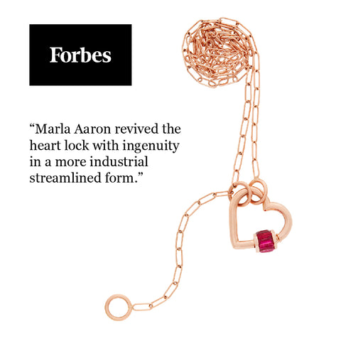 Forbes: Valentine's Day Gift Guide: The Best Heart Motif Jewelry Under $5,000