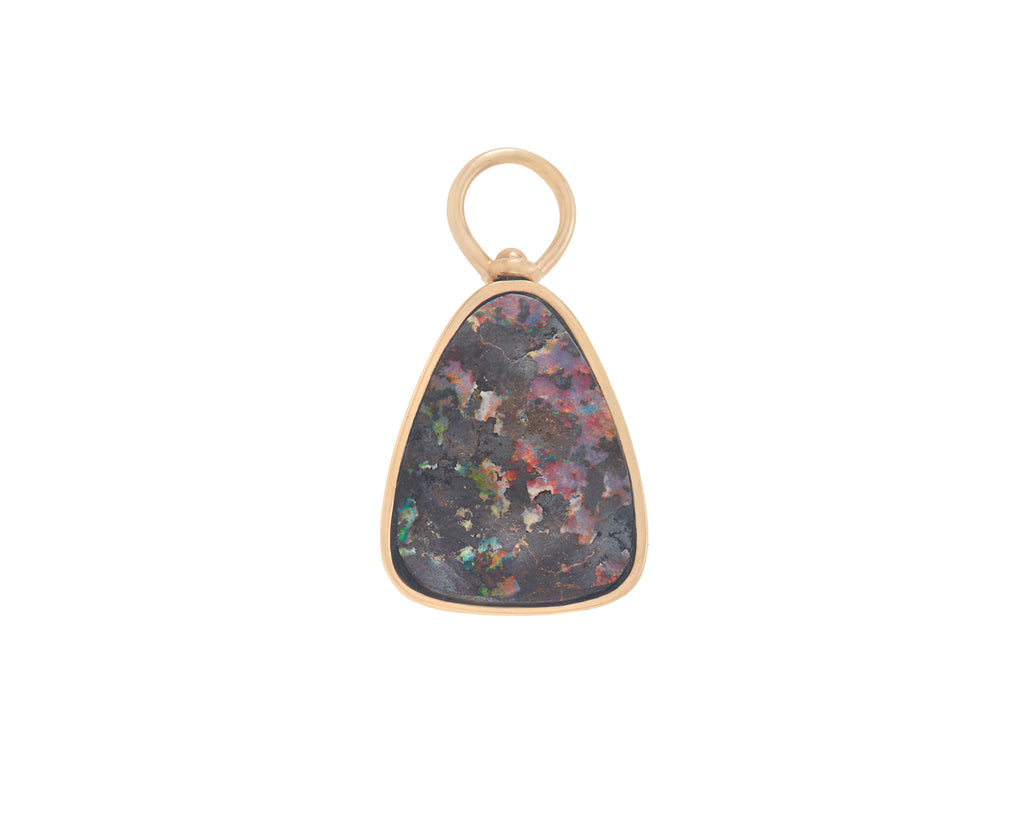 """Menina"" Charm with Boulder Opal"