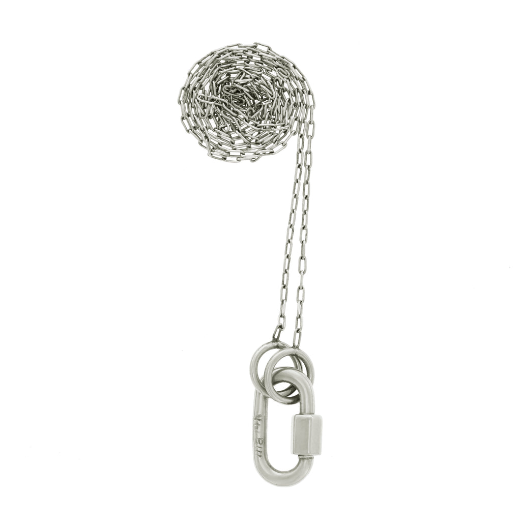 Sterling Silver Babylock Necklace