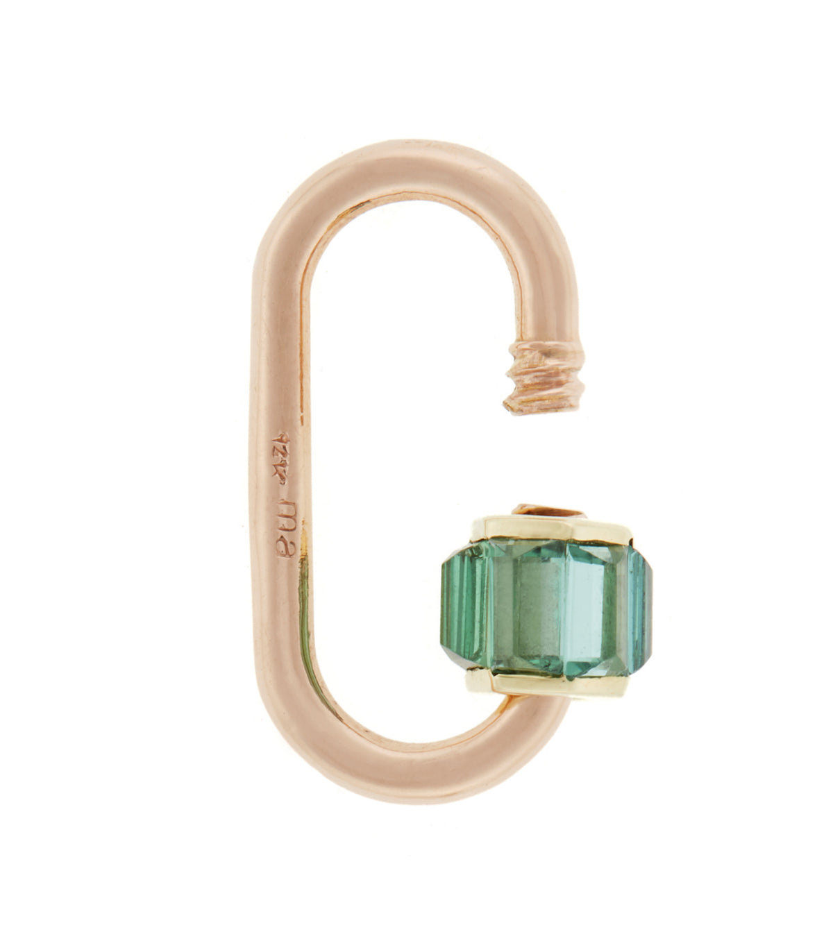 Total Medium Baguette Lock with Paraiba