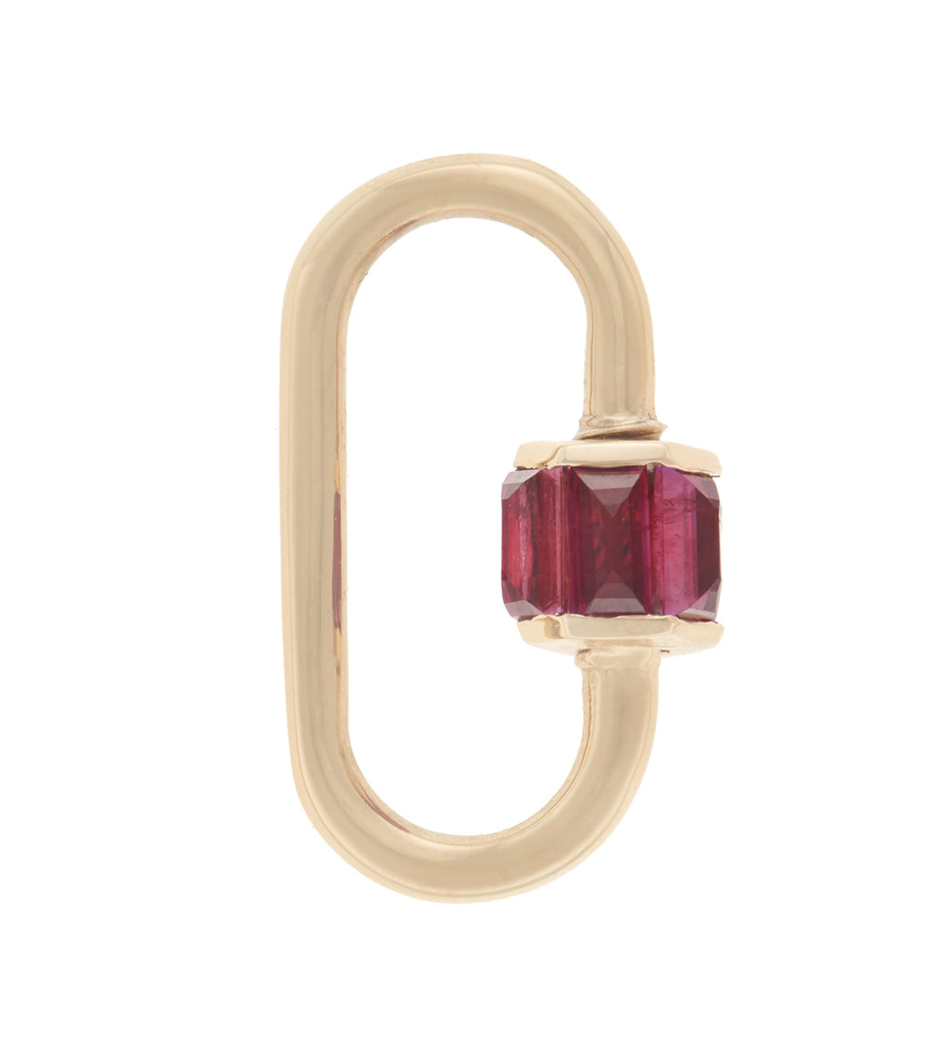 Total Medium Baguette Lock with Ruby