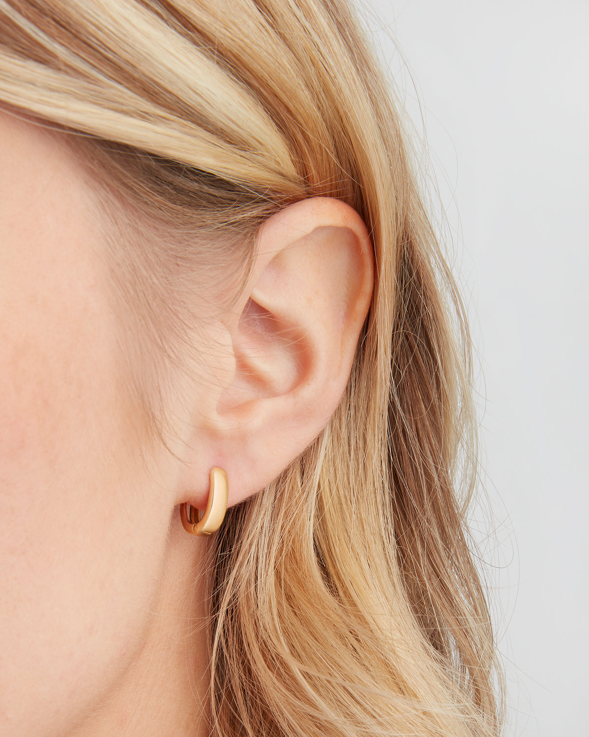 Yellow Gold Earring Bases